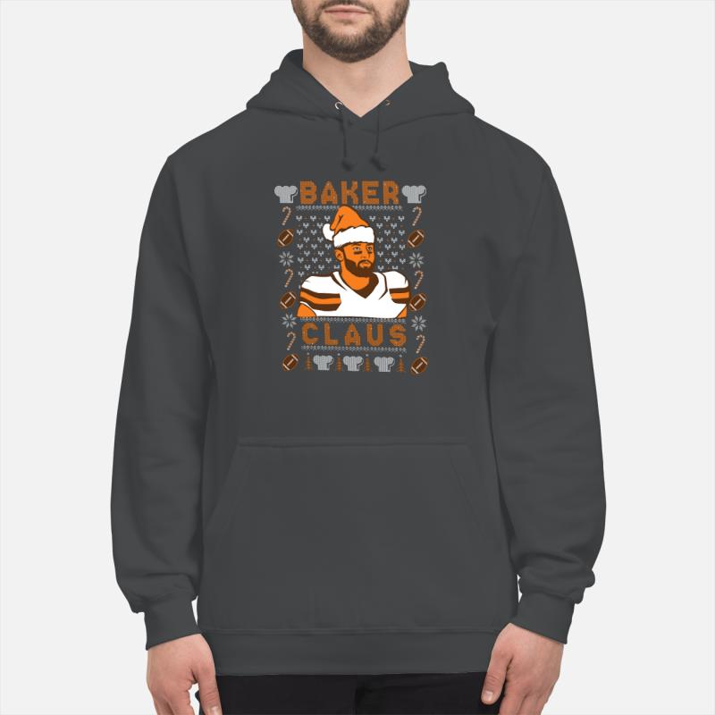 Baker Claus Nike Shirt unisex hoodie