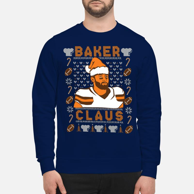 Baker Claus Nike sweartShirt