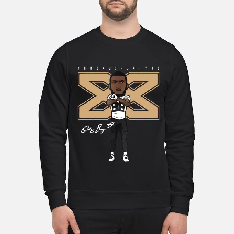 Dez Bryant Saints sweatshirt