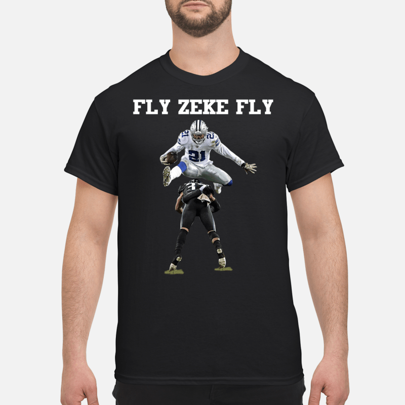 Fly Zeke fly shirt
