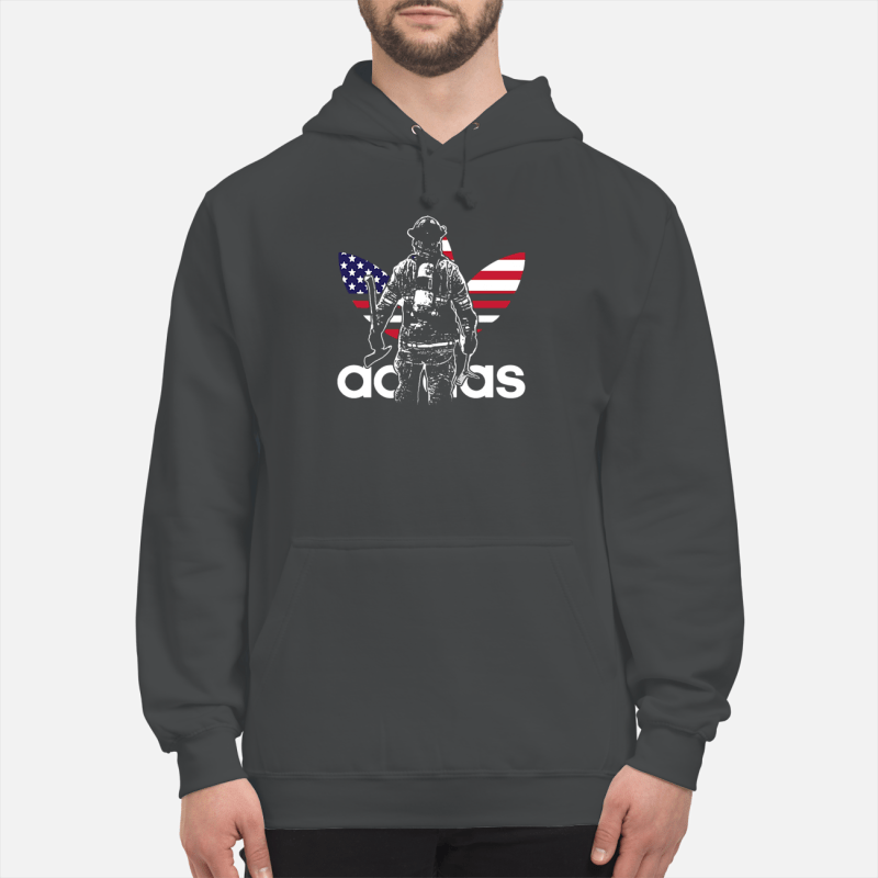 Funy firefighter shirt unisex hoodie