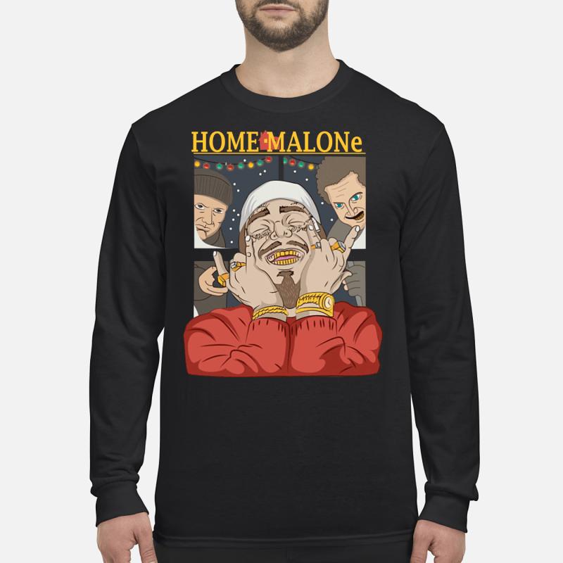 Home malone shirt hoodie sweater long sleeveed