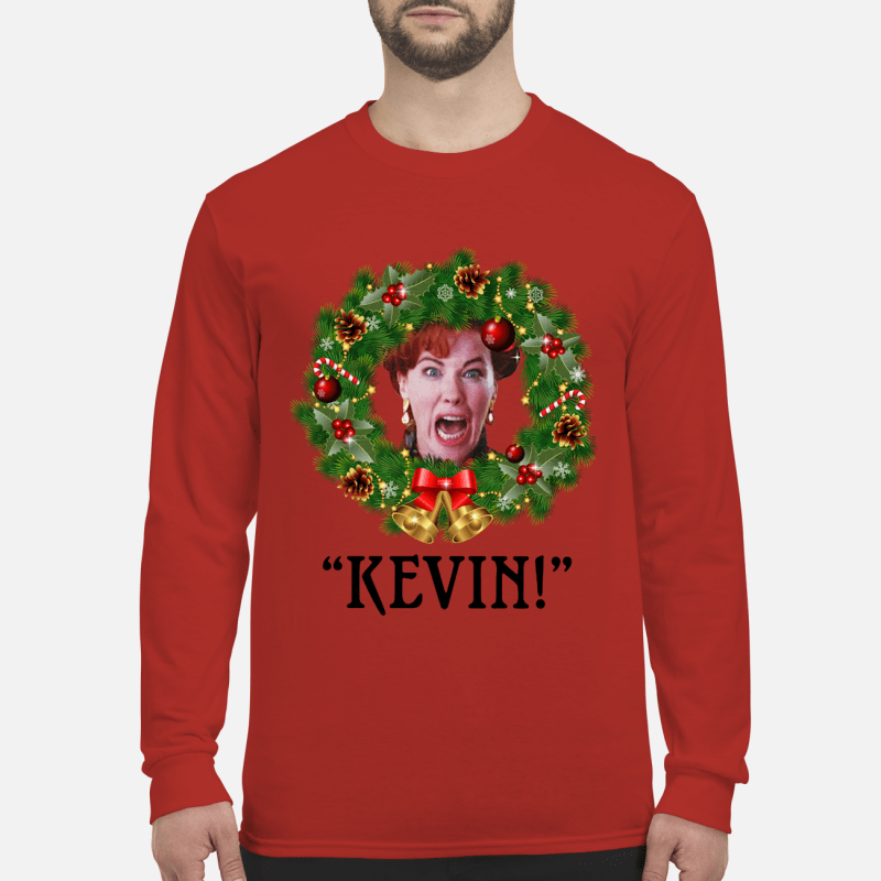 Kate Mccallister Kevin christmas sweater long sleeved