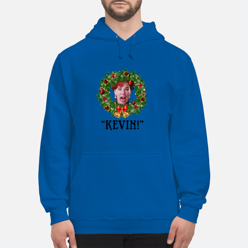 Kate Mccallister Kevin christmas sweater unisex hoodie