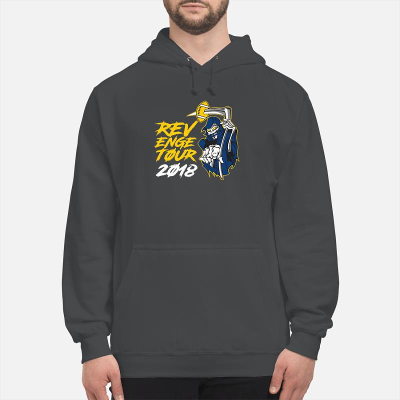 Michigan Revenge tour 2018 shirt unisex hoodie