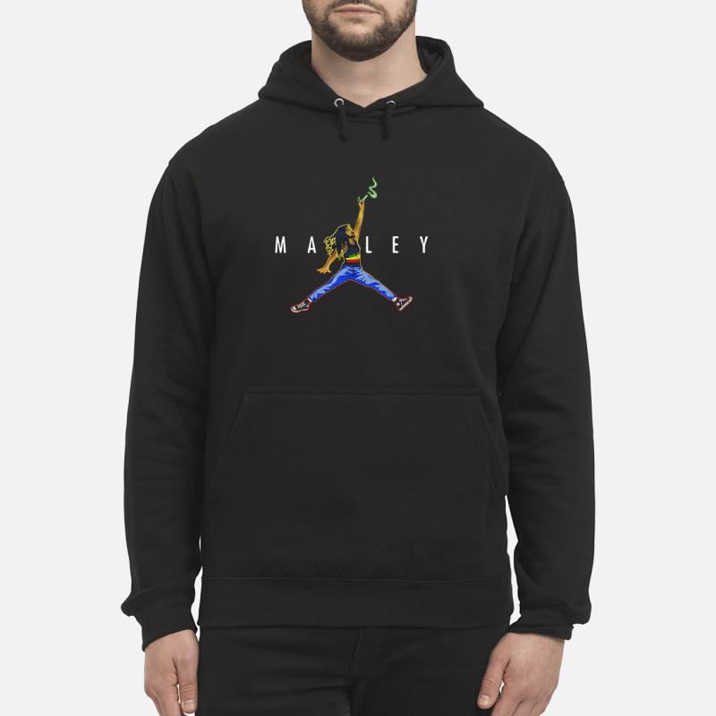 Official Bob Marley shirt unisex hoodie