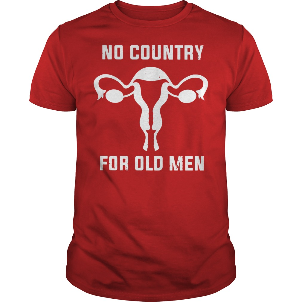 Uterus no country for old men red shirt