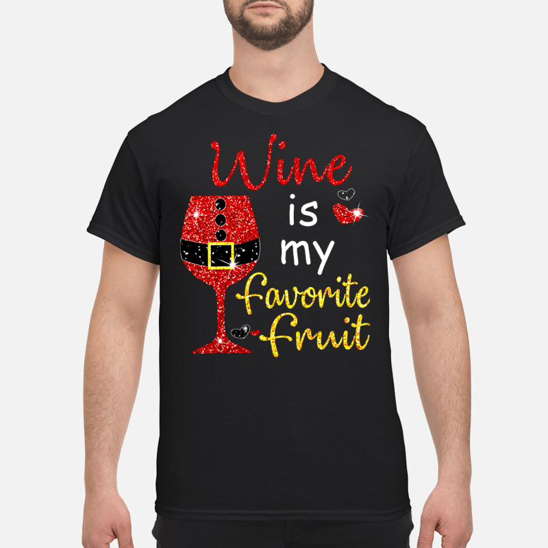 Wine is my favorite fruit sweatshirt