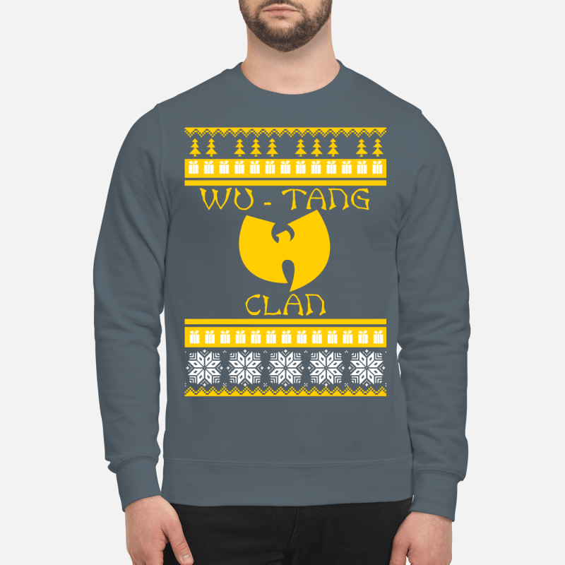 Wu Tang Clan Christmas Sweater Smart4k Design Ideas