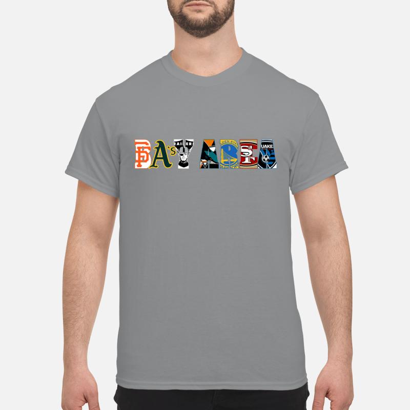 All Bay Area Sports Teams Shirt