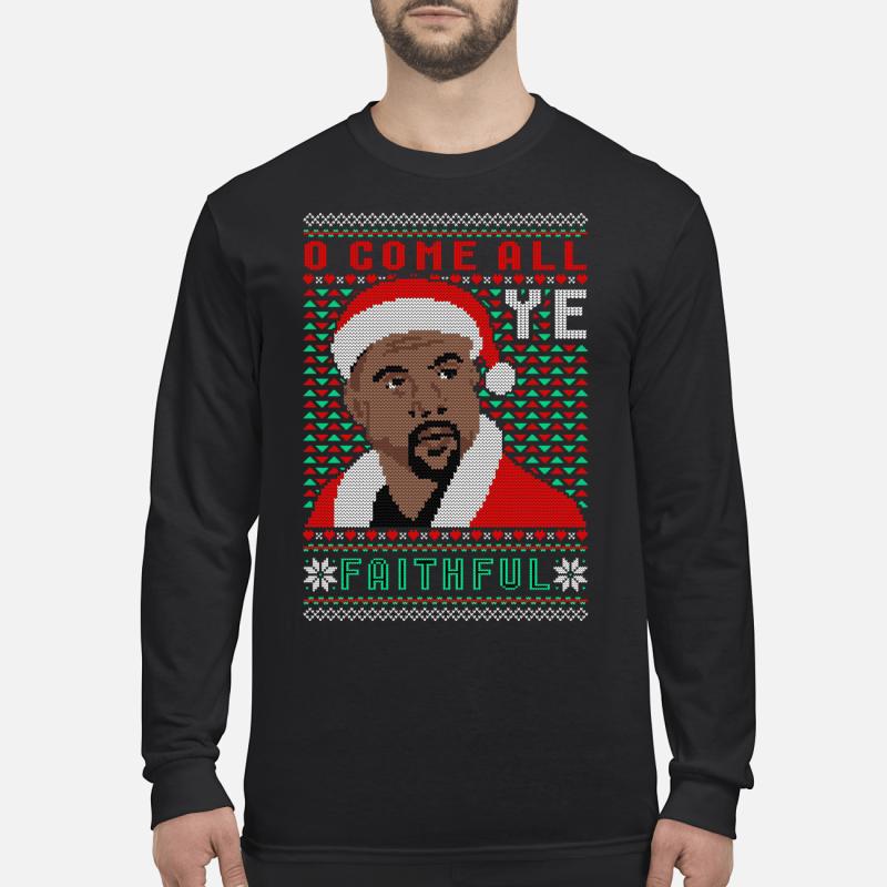 Come all Faithful sweater