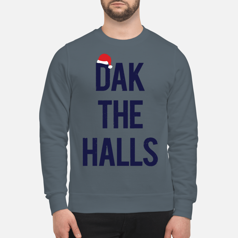 Dak the halls Christmas sweater