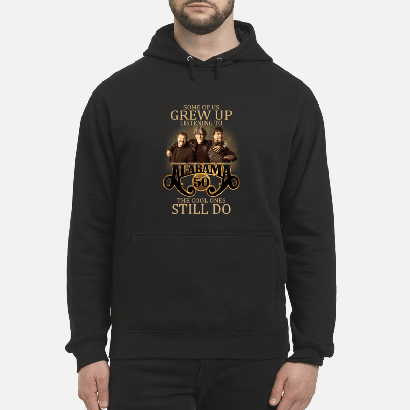 Grew up listening to alabama hymns and gospel cool ones still do hoodie