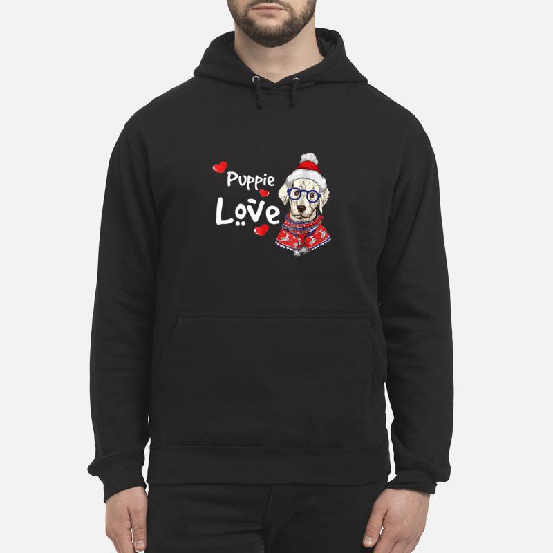 Puppie Love Rescue Dog hoodie