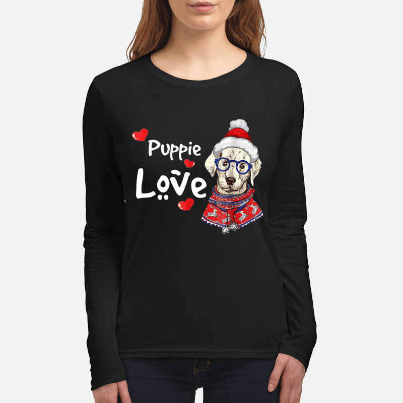 Puppie Love Rescue Dog long sleeved