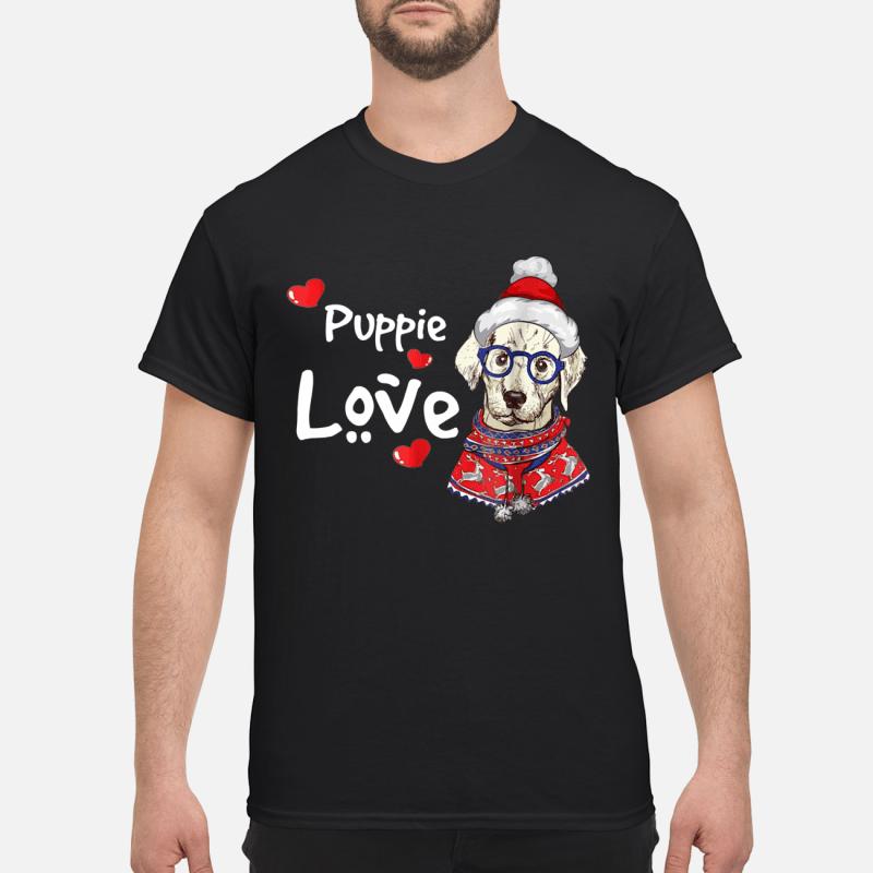 Puppie Love Rescue Dog t-shirt