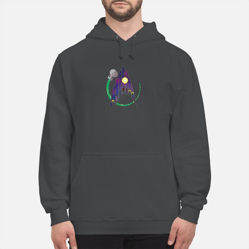 Star Trek sweatshirt unisex hoodie