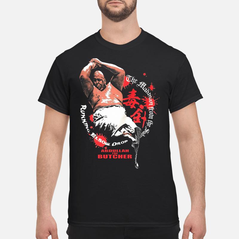 Abdullah The Butcher Shirt