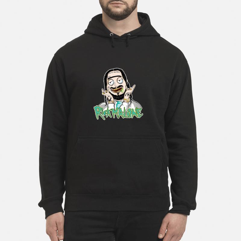 Post Malone Rick Malone hoodie