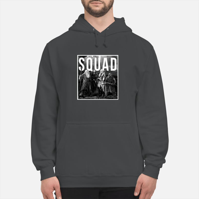 The Lord of the rings squad hoodie