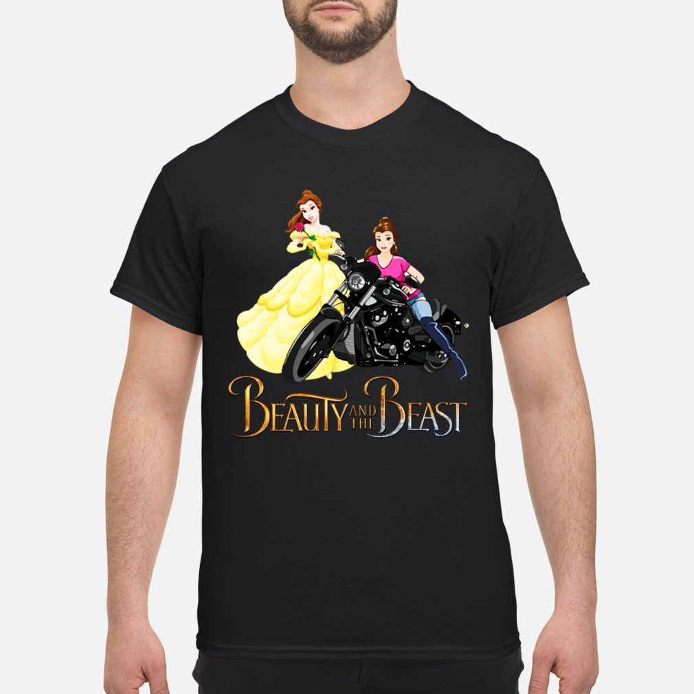Beauty and the Beast Belle shirt