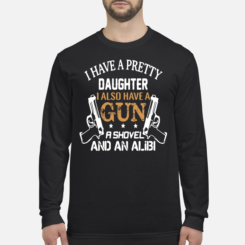 I have a pretty daughter i also and an alibi Long sleeved
