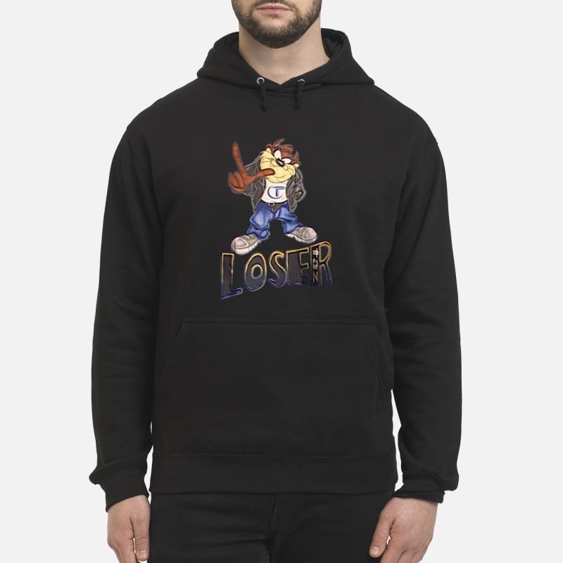 Rachel Pick Loser Shirt hoodie