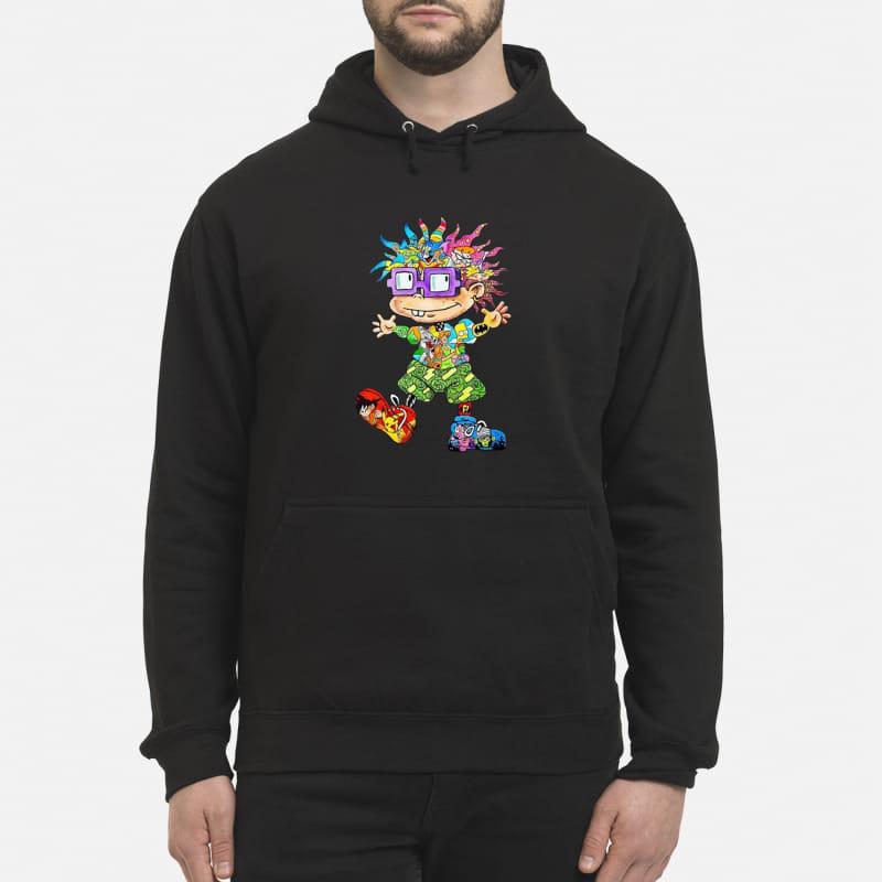 Rugats Chuckie 90s Cartoons shirt hoodie