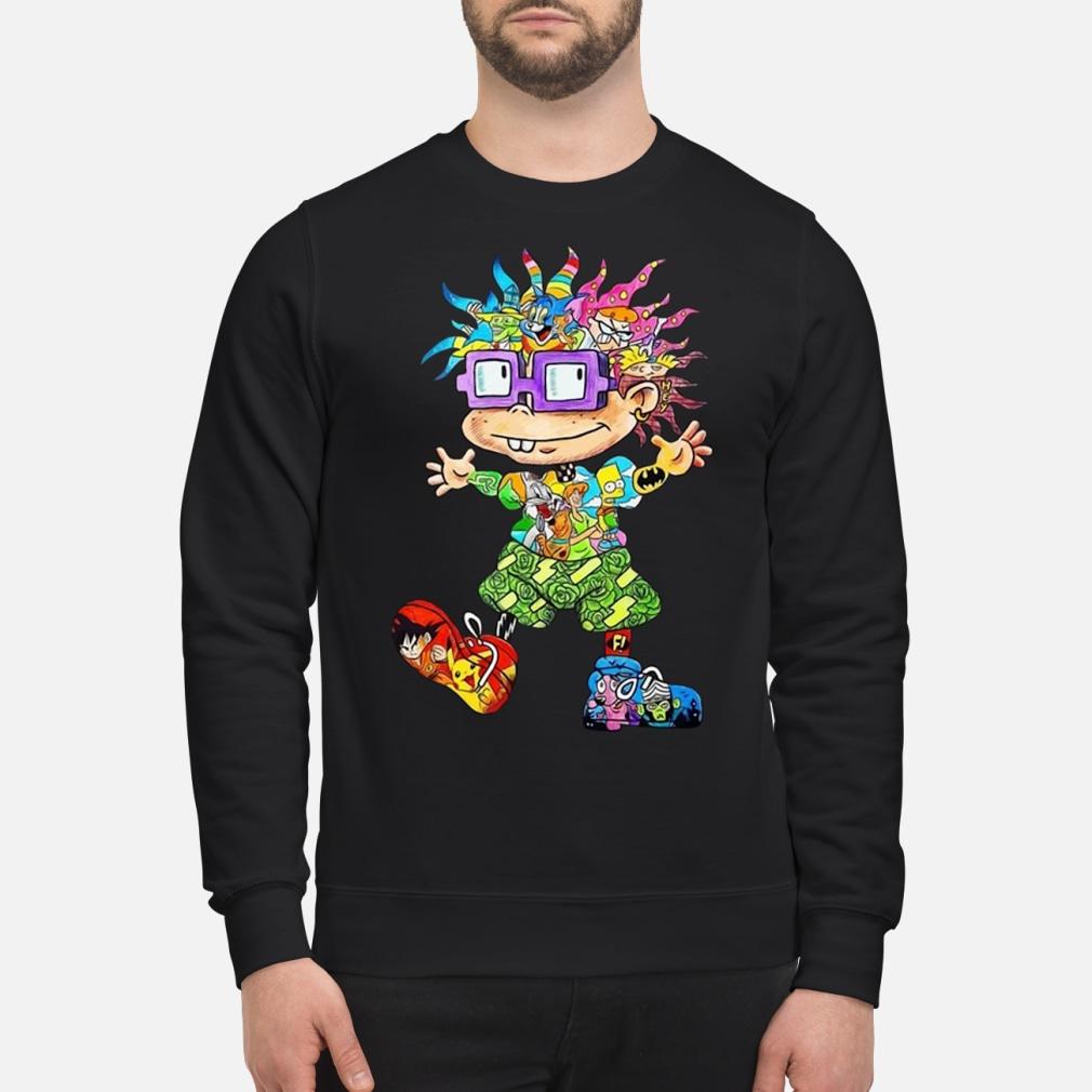 Rugats Chuckie 90s Cartoons shirt sweater