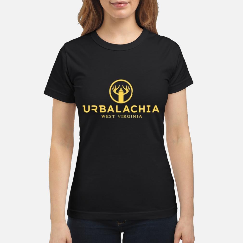 Urbalachia shirt ladies tee