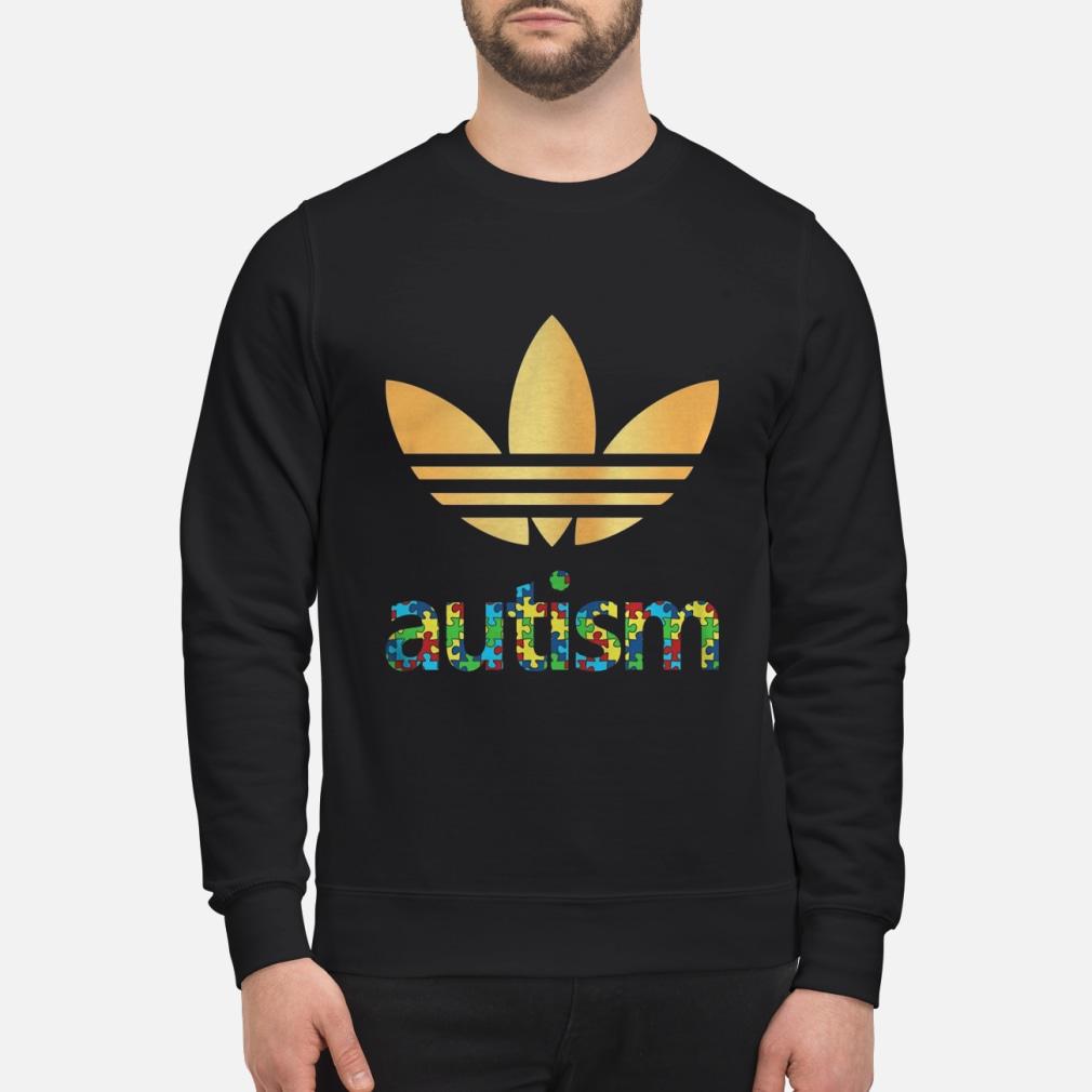 Adidas Autism Awareness shirt sweater