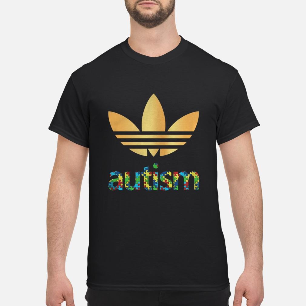 Adidas Autism Awareness shirt