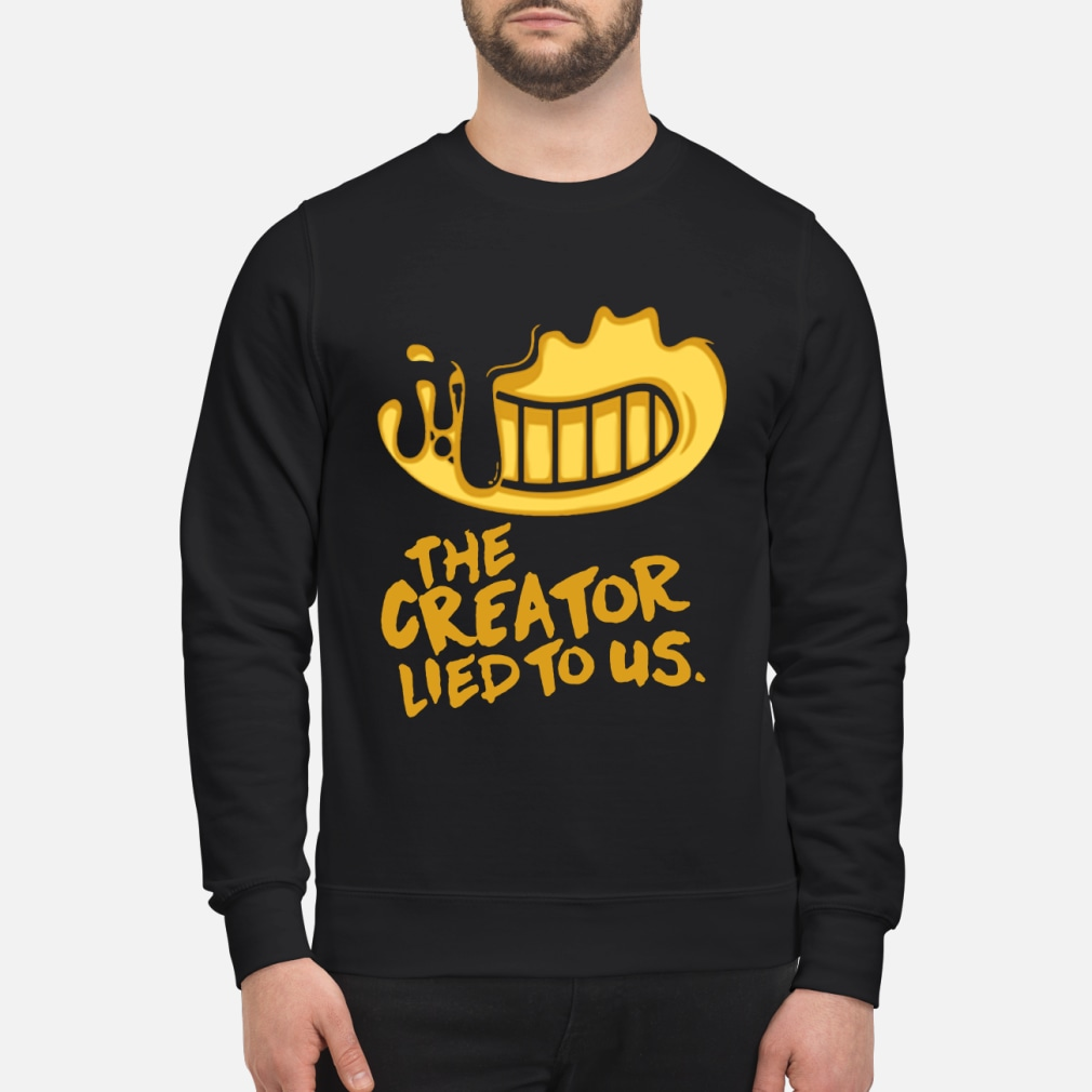 Bendy And The Ink Machine Shirt sweater