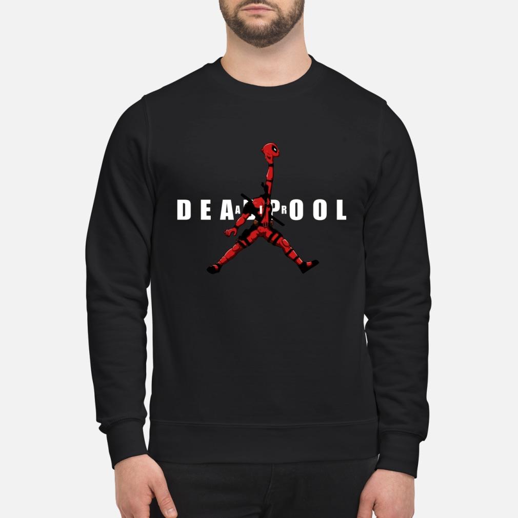 Deadpool jumpman kid shirt sweater