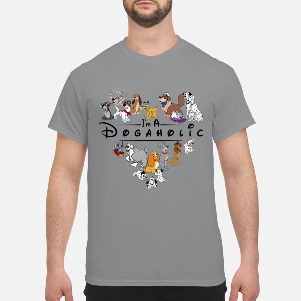 Disney dogs I'm a kid shirt