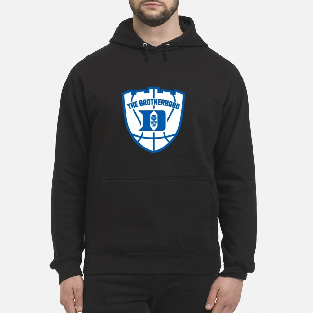 Duke brotherhood shirt and shirt hoodie