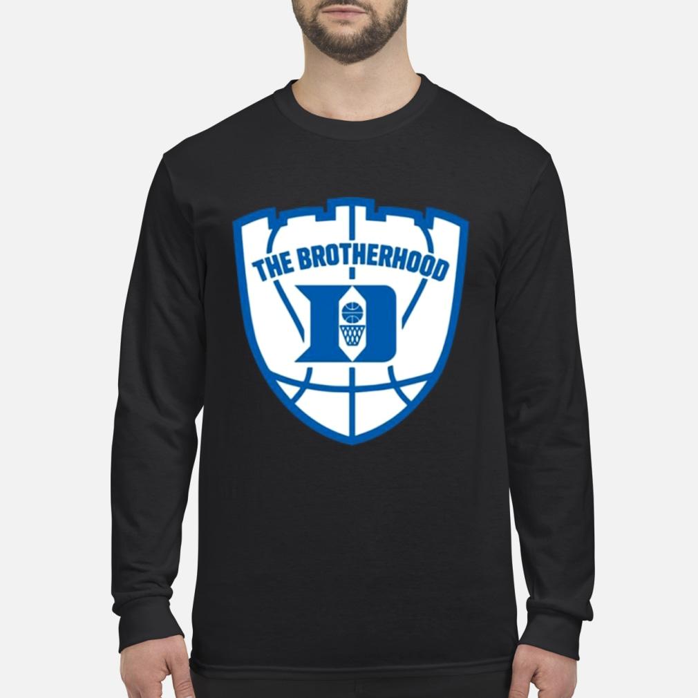 Duke brotherhood shirt and shirt Long sleeved