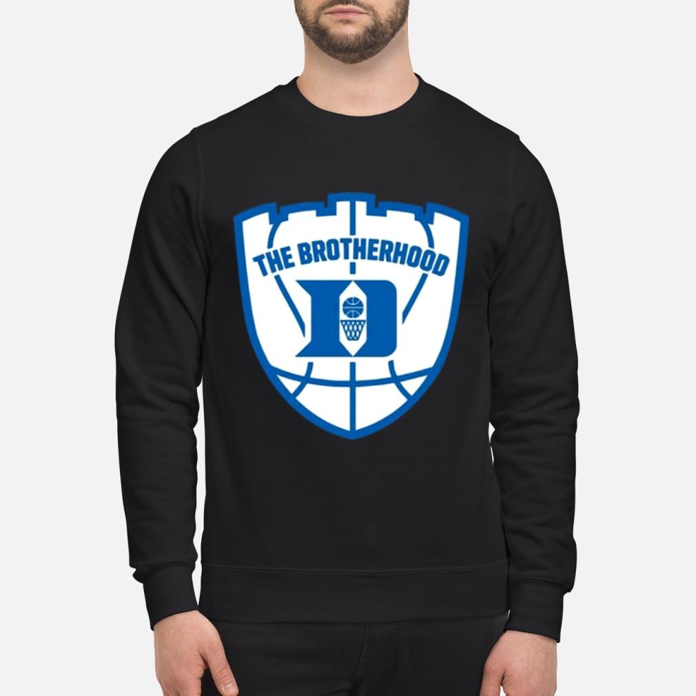 Duke brotherhood shirt and shirt sweater