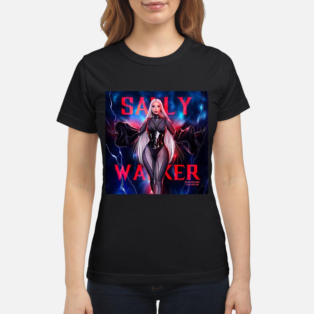 Iggy Azalea Sally Walker Shirt ladies tee