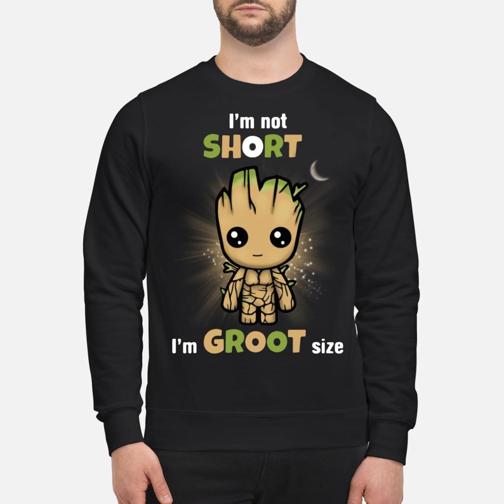 I'm not short I'm size shirt sweater