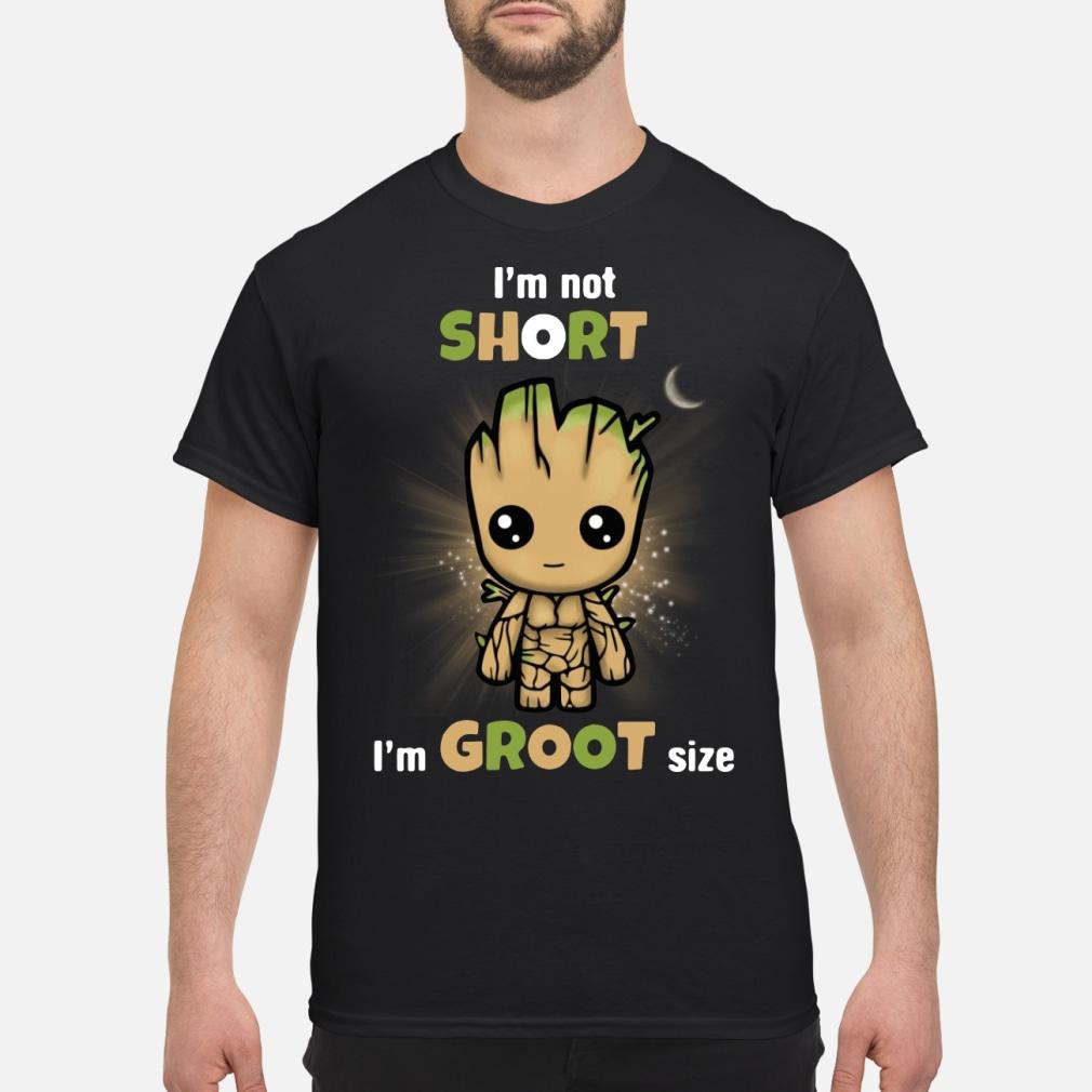 I'm not short I'm size shirt