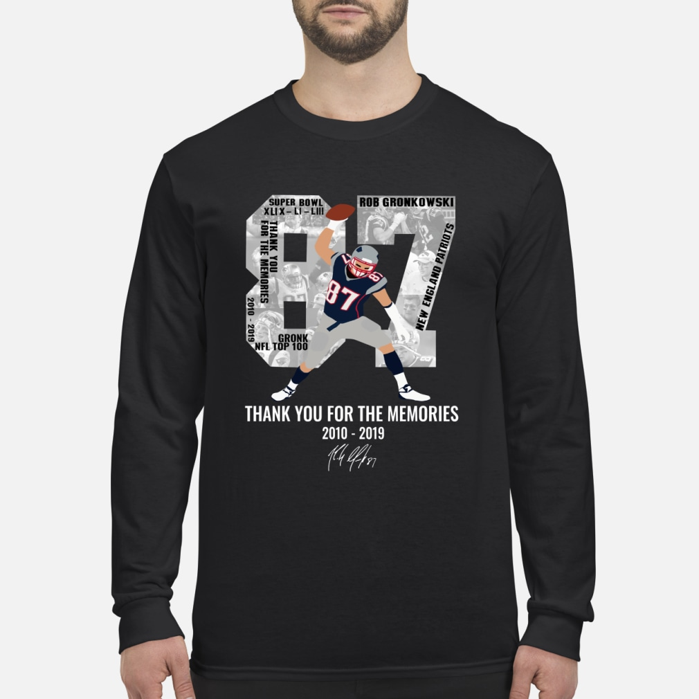 Limited Edition Long sleeved