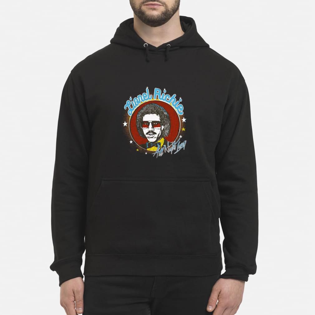 Lionel Richie All Night Shirt hoodie