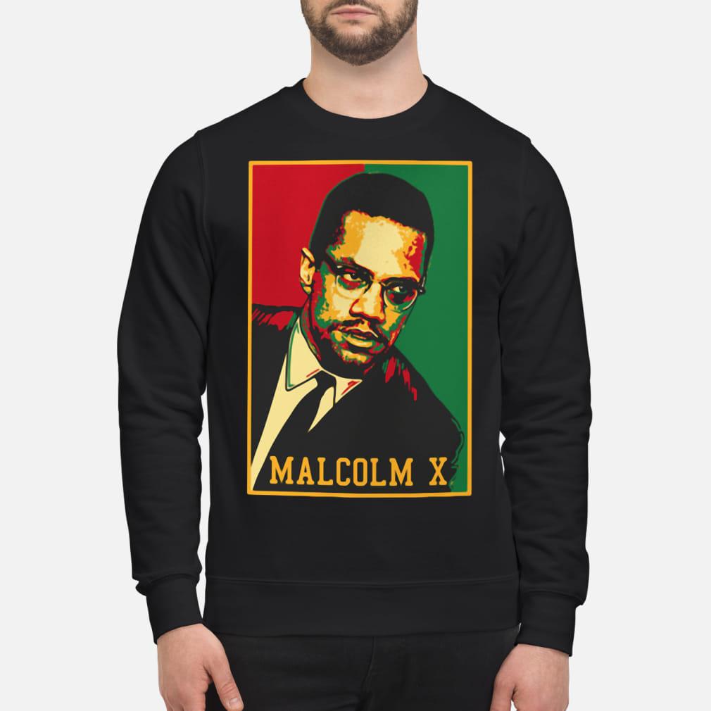 Malcolm X kid shirt sweater