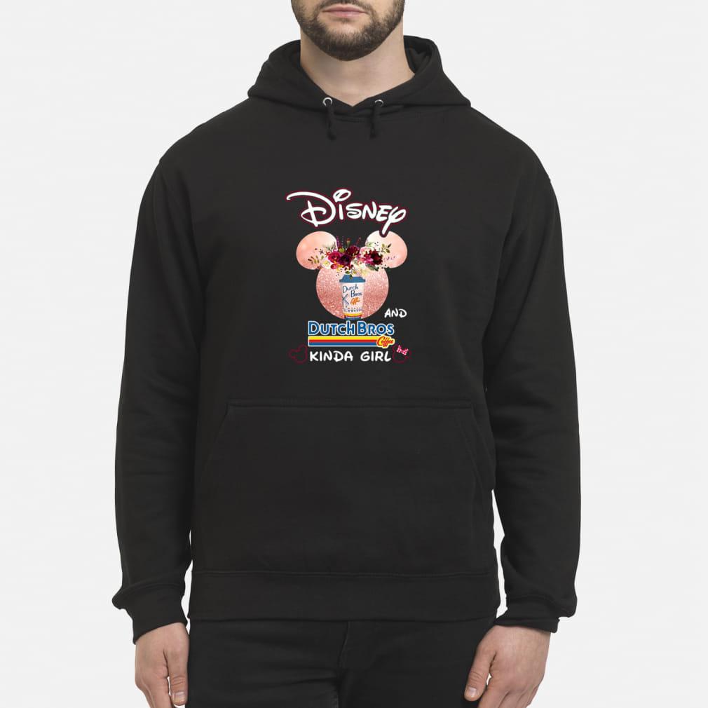 Mickey Mouse Disney and coffee kinda girl kid shirt hoodie