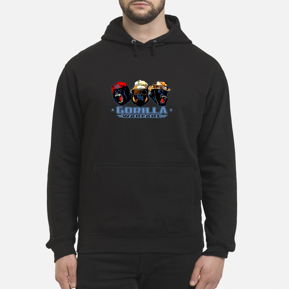 Official Gorilla kid shirt hoodie