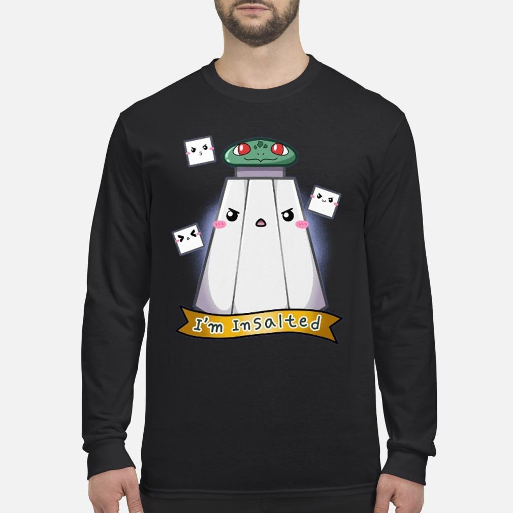 Official Saltecrafter Merch Shirt Long sleeved