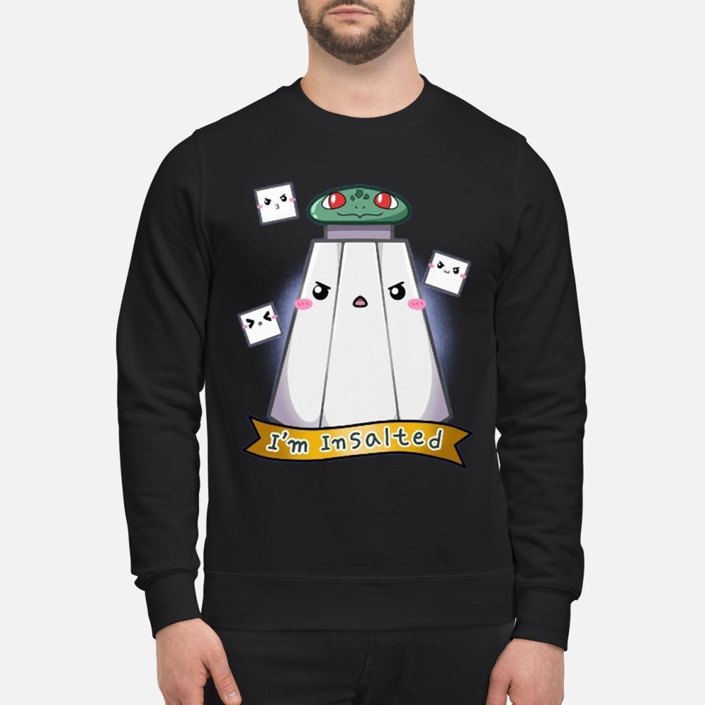 Official Saltecrafter Merch Shirt sweater