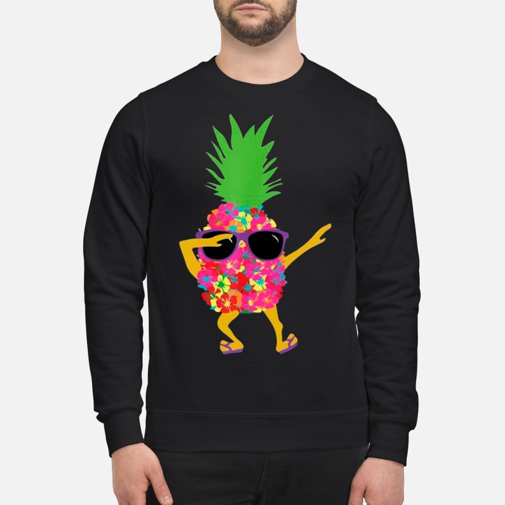 Pineapple dabbing Shirt sweater