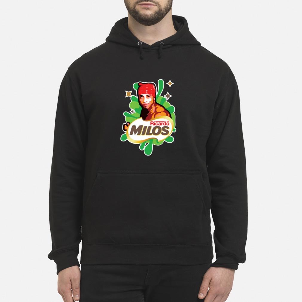 Ricardo Milos logoposting women shirt hoodie